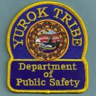 Yurok California Tribal Police Patch