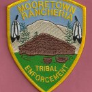 Mooretoewn Rancheria California Tribal Police Patch