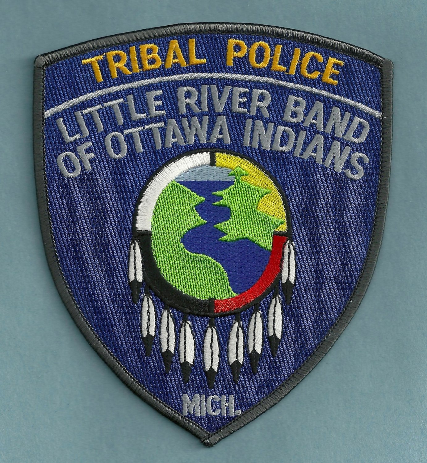 Little river band of ottawa indians michigan tribal police