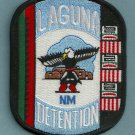 Pueblo of Laguna New Mexico Tribal Police Detention Patch