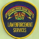 Cheyenne River Sioux South Dakota Tribal Police Patch