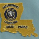 Louisiana State Parks Enforcement Police Patch
