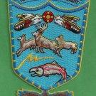 Spokane Tribal Conservation Enforcement Police Patch