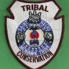 St. Regis Mohawk Tribal Conservation Enforcement Police Patch