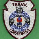 St. Regis Mohawk Tribal Conservation Enforcement Police Patch