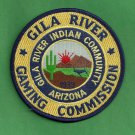 Gila River Arizona Tribal Gaming Commission Police Patch