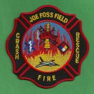 Joe Foss Field South Dakota Air National Guard Crash Fire Rescue Patch