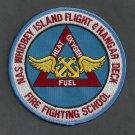 Widbey Island Naval Air Station Washington Crash Fire Rescue Patch