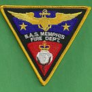 Memphis Naval Air Station Tennessee Crash Fire Rescue Patch