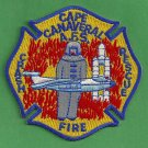 Cape Canaveral Air Force Station Crash Fire Rescue Patch