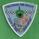 Ohio Air National Guard 179th Fighter Wing Crash Fire Rescue Patch