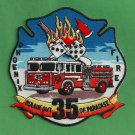 Phoenix Arizona Engine Company 35 Fire Patch