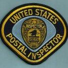 Unites States Postal Inspector Police Patch