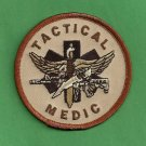 TAN Tactical Medic Patch
