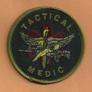 GREEN Tactical Medic Patch