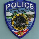 Yerington Nevada Police K-9 Unit Patch