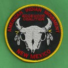 AIM American Indian Movement Edgewood Coalition Patch