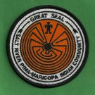 Salt River Pima Arizona Tribal Seal Patch