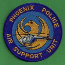 Phoenix Arizona Police Helicopter Air Unit Patch