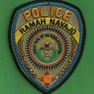 Ramah Navajo New Mexico Tribal Police Patch