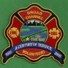 Broad Channel New York Fire Patch