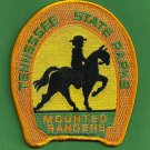 Tennessee State Parks Police Mounted Ranger Patch
