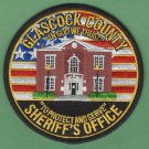Glascock County Sheriff Georgia Police Patch