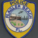 Flagler Beach Florida Police Patch