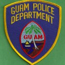 Guam Police Patch