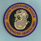 South Yorkshire Police Underwater Search Dive Team Patch