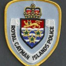Royal Cayman Islands Police Patch