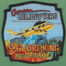 Carson Helicopters Oregon Wildland Fire Air Attack Patch