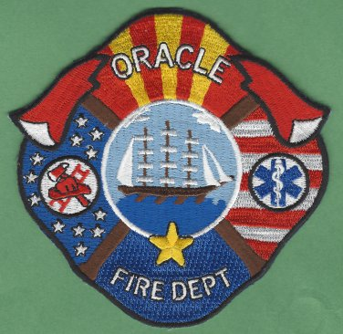 Oracle Arizona Fire Patch