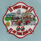 Chicago Fire Department Engine Company 22 Fire Patch
