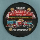 Chicago Fire Department Engine Company 78 Fire Patch