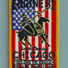 Chicago Fire Department Engine Company 81 Fire Patch