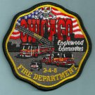 Chicago Fire Department Engine 54 Truck 20 Fire Company Patch