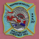 Philadelphia Fire Department Engine Company 37 Patch
