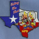 Houston Fire Department Station 32 Company Patch