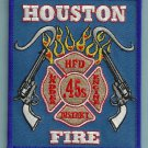 Houston Fire Department Station 45 Company Patch