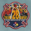 St. Louis Fire Department Engine Company 28 Patch