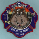 St. Louis Fire Department Rescue Company 2 Patch