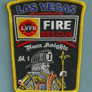 Las Vegas Fire Department Station 1 Company Patch