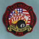 Las Vegas Fire Department Engine 8 Rescue 8 Company Patch