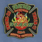 Memphis Fire Department Engine 26 Truck 11 Company Patch