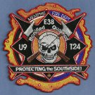 Memphis Fire Department Engine 38 Truck 24 Company Patch