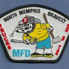 Memphis Fire Department Truck Company 6 Patch