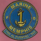 Memphis Fire Department Marine 1 Fire Boat Patch