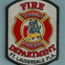 Fort Lauderdale Fire Department Training Division Patch