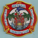 Jacksonville Fire Department Engine 23 Rescue 23 Company Patch
